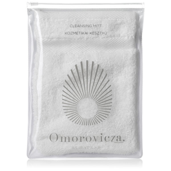 Omorovicza Cleansing Mitt In Pouch