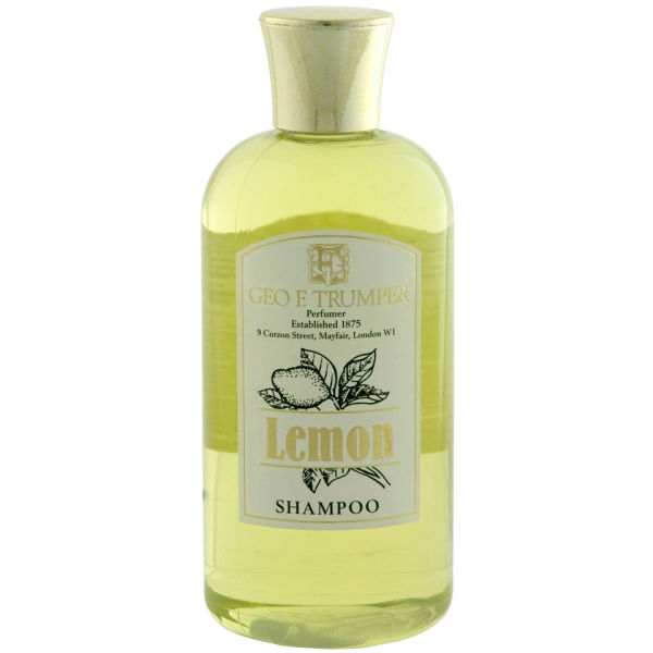 Trumpers Lemon Shampoo - 200 ml Travel