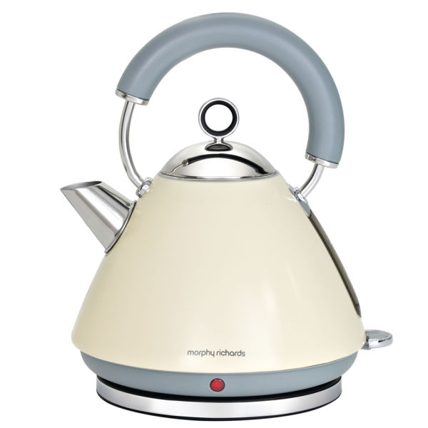 Morphy richards accents traditional kettle cream iwoot