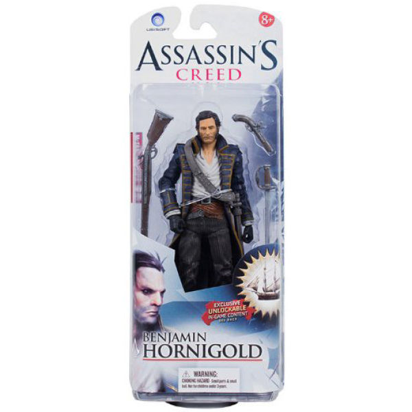 Assassins Creed Series 1 Action Figure - Secret Pirate 2