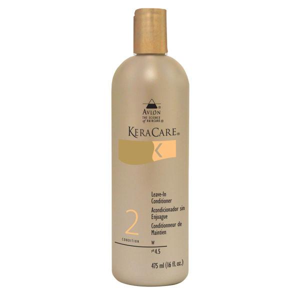 KeraCare Conditionneur de Maintien Apres-shampoing sans Rinçage (475ml)