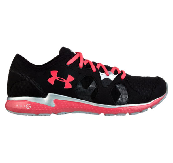 Lastest Under Armour Micro G Assert 6 Womens Pink Running Road Sports Shoes