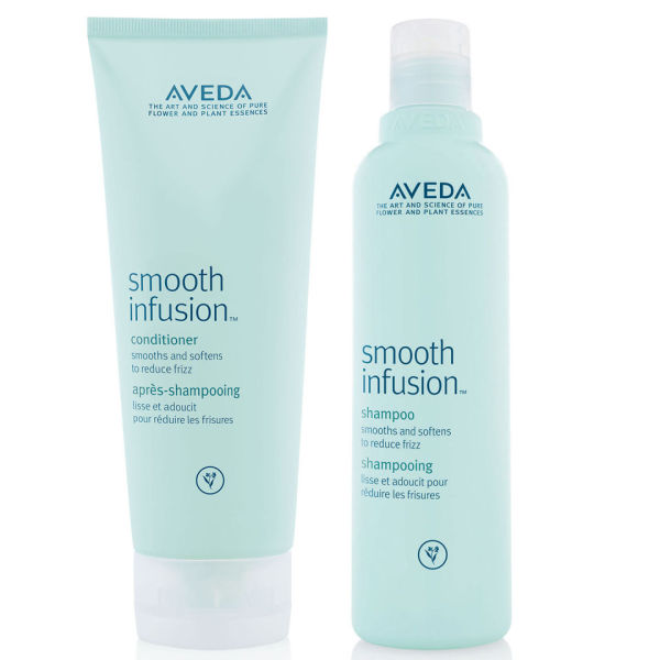 Aveda glättendes Haarpflege Duo Smooth Infusion Shampoo & Conditioner