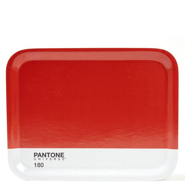 Pantone Universe Medium Tray - Warm Red 180