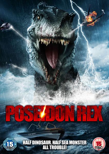 Poseidon Rex Dvd Zavvi Com