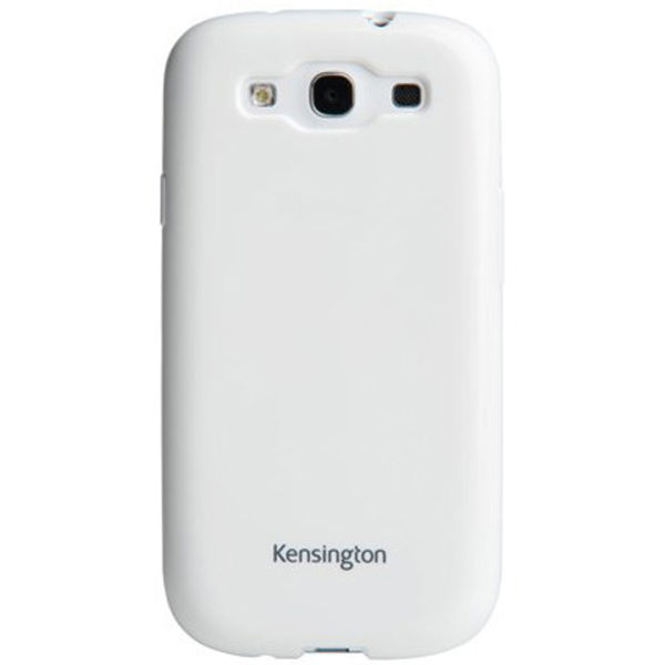 Kensington Soft Case for Samsung Galaxy S3 - White