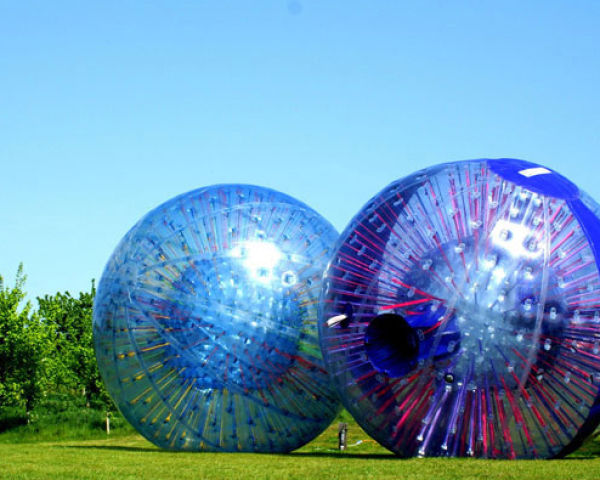 2 for 1 aqua zorbing exclusive special offer experience