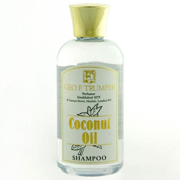 Trumpers Coconut Oil Shampoo - 100ml Travel
