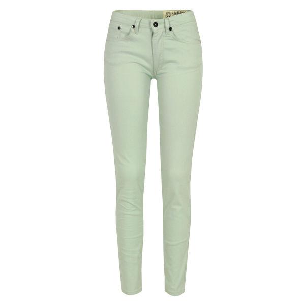Religion Women's Guilty R100 VXP09 Dewkist Jeans - Pale Green