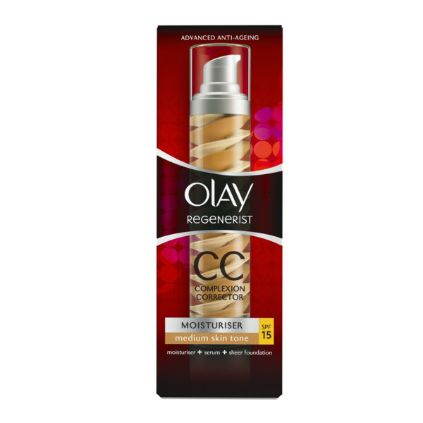 Crema CC hidratante Olay Regenerist - media (50ml)