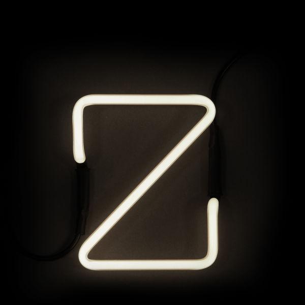 Seletti Neon Wall Light - Letter Z IWOOT