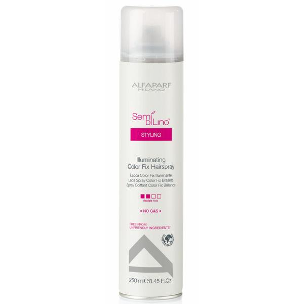 Alfaparf Semi Di Lino Styling Color Fix Hairspray (250ml)