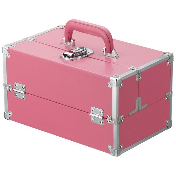 Japonesque Train Case Medium - Rosa