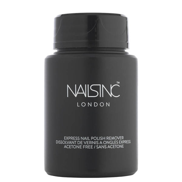 nails inc. Express Nail Polish Remover Pot