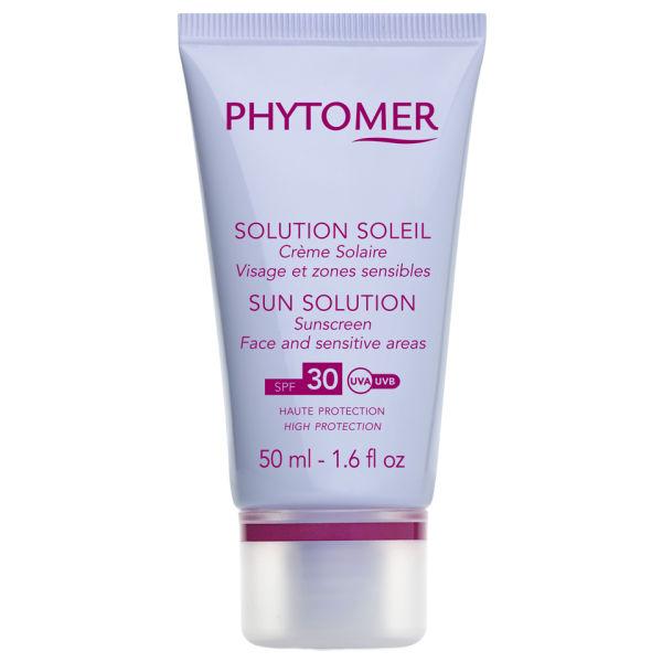 Phytomer Sun solution Sun Screen SPF30 Face and Sensitive Areas (50 ml)
