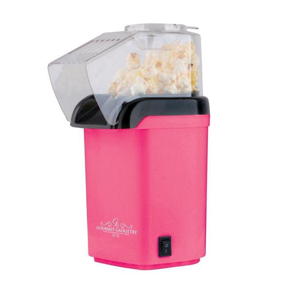 pink popcorn machine