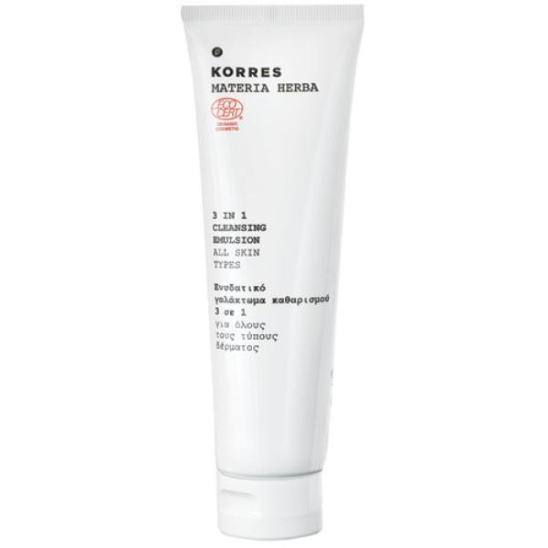 Korres Cleansing Emulsion 1 Cleansing Emulsion 150ml