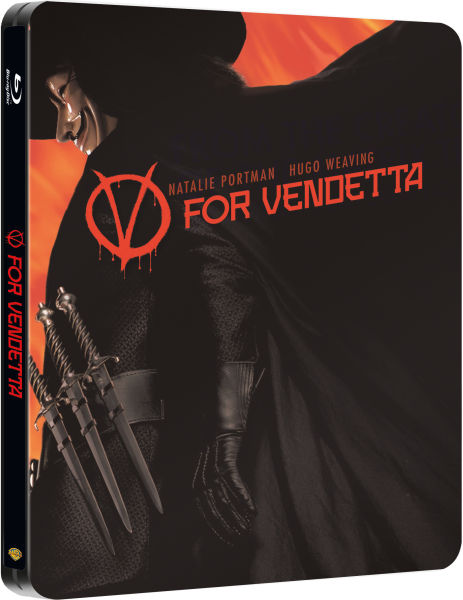 V For Vendetta 2005 1080p BDRip [Dual Audio] ORG DD [2.0 Hindi-5.1 Eng]~Invincible 3.5Gb