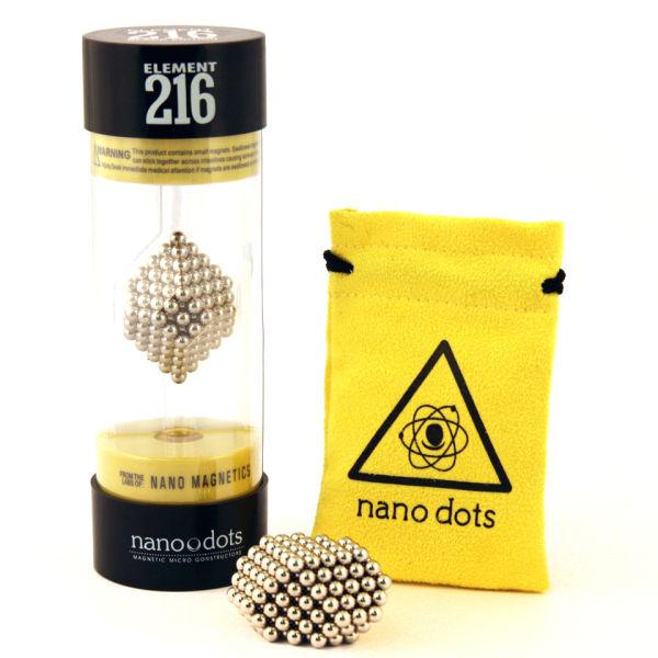 Nanodots magnetische kügelchen original 216 kugeln
