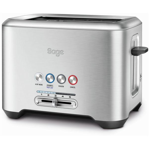Sage By Heston Blumenthal Bta720uk The Bit More Toaster