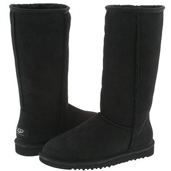 UGG Women's Classic Tall Boots - Black