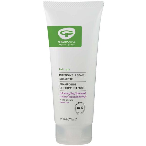 Green People Intensive Repair Shampoing (200ml)