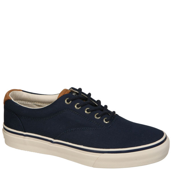 sperry s striper cvo waxed canvas shoes navy free