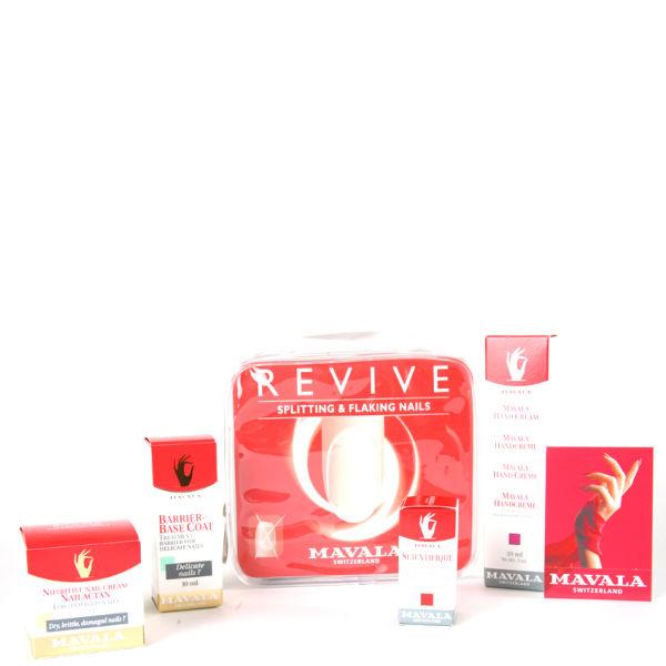 Mavala Revive Kit - Splitting and Flaking