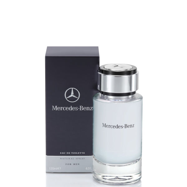 Mercedes benz for men eau de toilette spray 120ml for Mercedes benz perfume