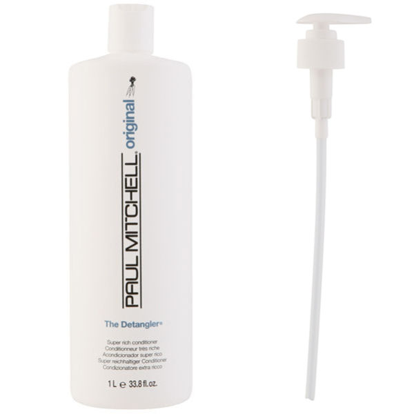 Paul Mitchell The Detangler (1000ml) with Pump (Bundle)