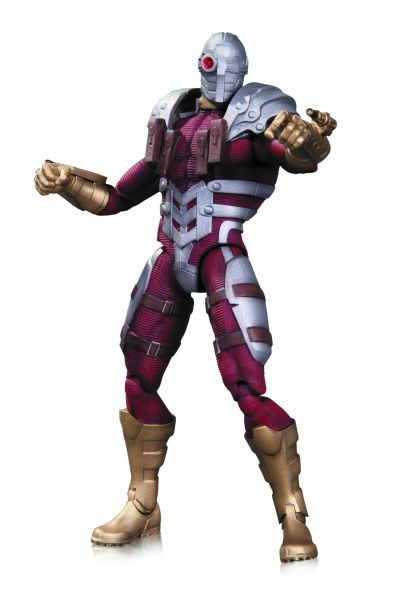 DC Comics Super Villains Deadshot Action Figure