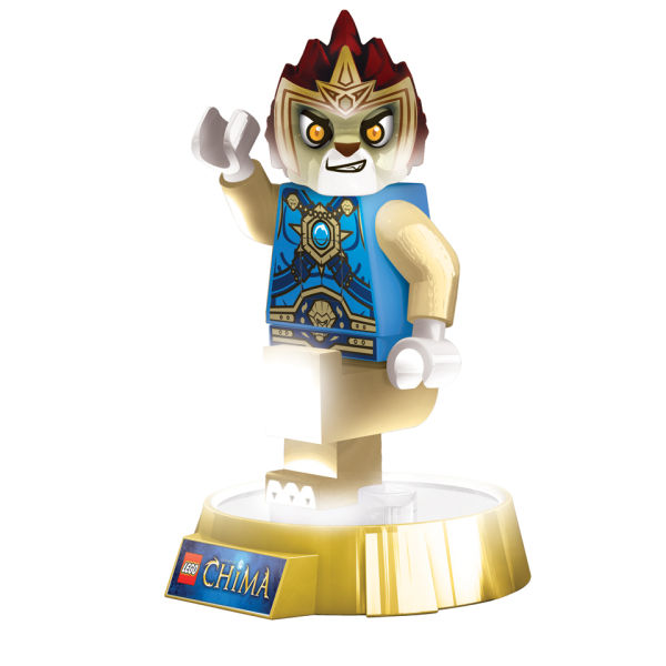 LEGO Legends of Chima: Laval Torch and Nightlight   IWOOT