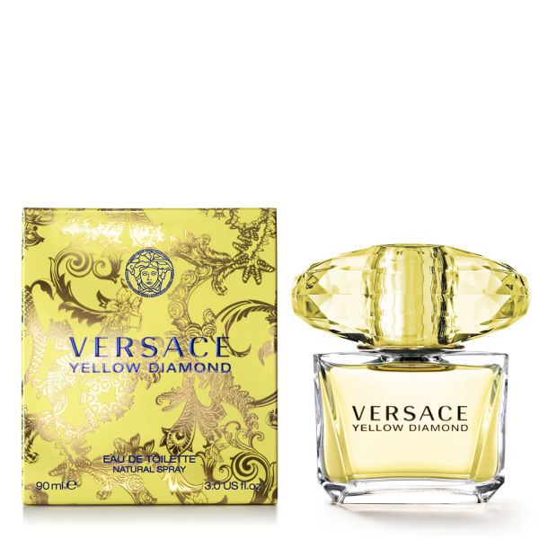 Versace Yellow Diamond 90ml Eau de Toilette