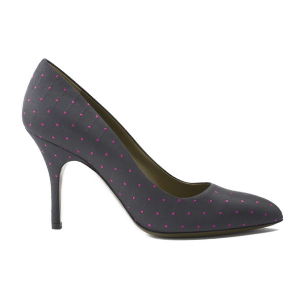 Girls Hennley, Hennley Open To, Open To Pumps, Polka Dots Shoes, Girls Women'S, Black Shoes, Heels Shoes, High Heel Shoes, Madden Girls