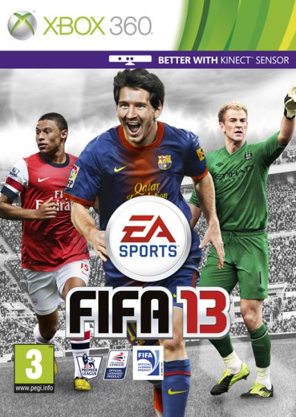 FIFA 13 Xbox 360   Zav...