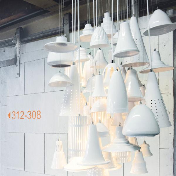 Leitmotiv Pendant Lamp - Melange Grande Homeware | Zavvi.nl