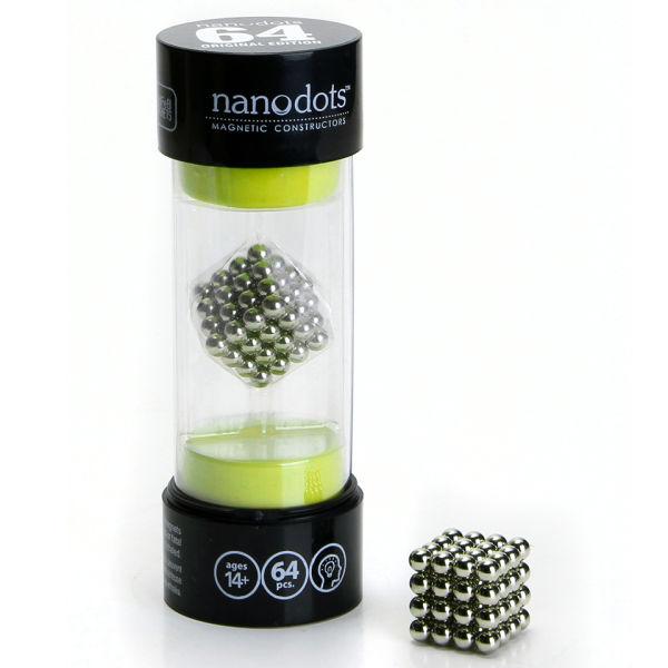 Nanodots Magnetic Constructors Original - 64 Dots