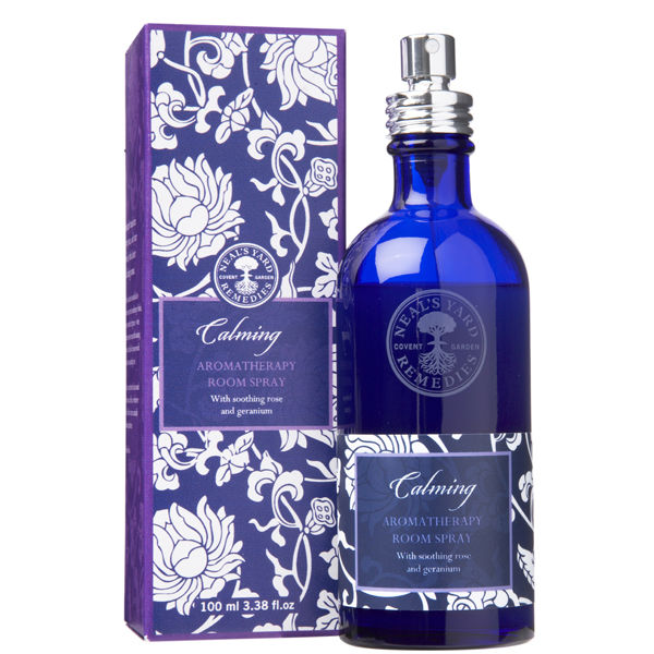 Relaxing Room Spray: Neal'S Yard Remedies Calming Aromatherapy Room Spray
