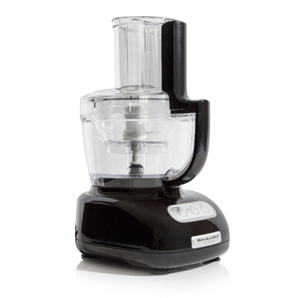 kitchenaid food processor onyx black iwoot. Black Bedroom Furniture Sets. Home Design Ideas