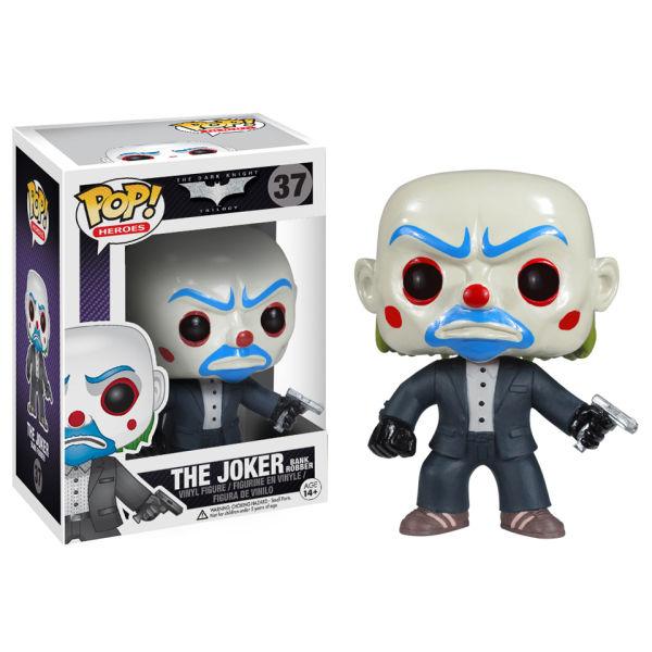 Batman Dark Knight The Joker Bank Robber Pop! Vinyl Figure