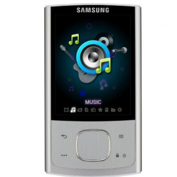 Samsung R0 16GB MP3 Player - Silver (SAMR0SI16G ...