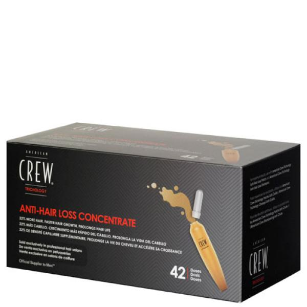 American Crew Anti Hair Loss Concentrate 42 Ampoules