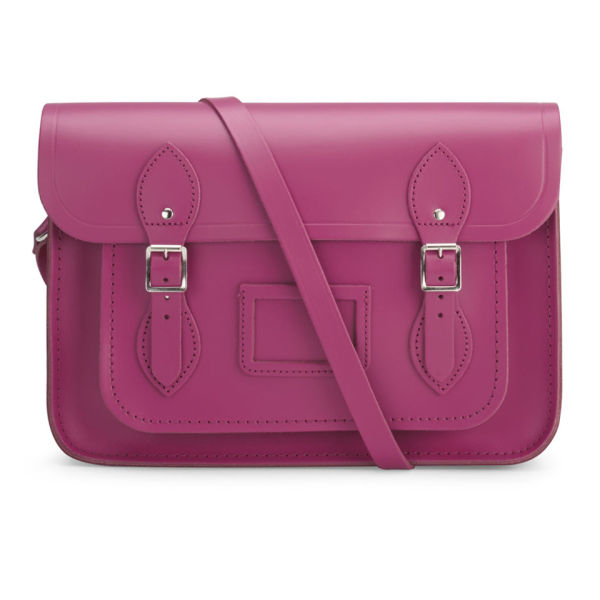 The Cambridge Satchel Company Women's 13 Inch Satchel - Hot Pink