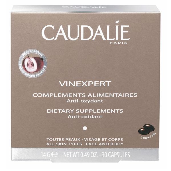 Compléments alimentaires anti-oxydant Caudalie Vinexpert (30 capsules)