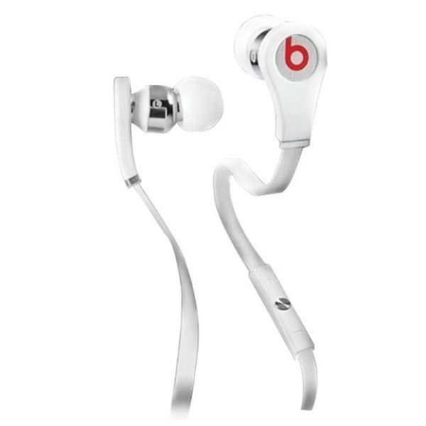 Beats Tour Earbuds White
