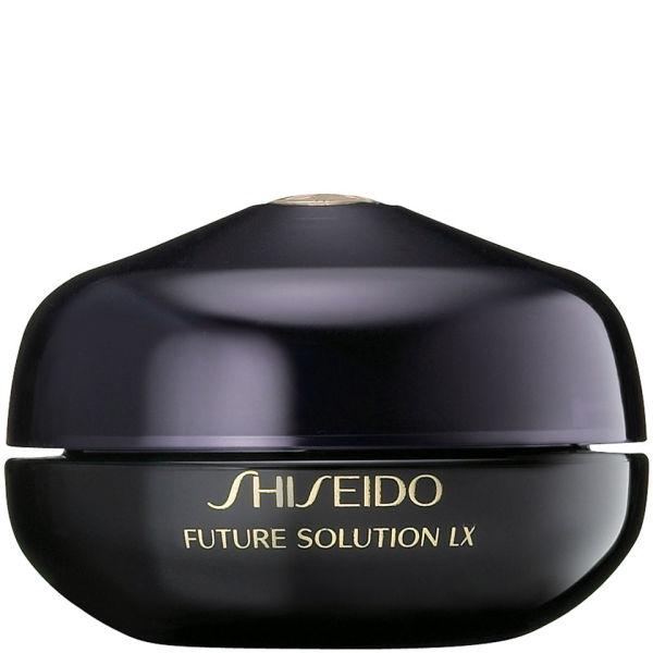 Shiseido Future Solution LX Eye & Lip Contour Regenerating Cream (15ml)