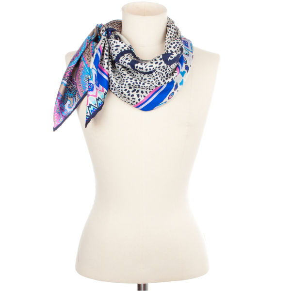 codello global traveller peace and scarf navy