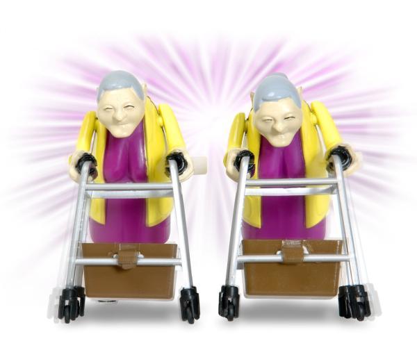 Racing Grannies Iwoot