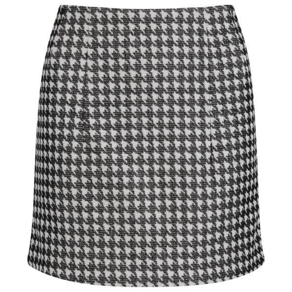 Antipodium Women's Trading Hours Skirt - Powder