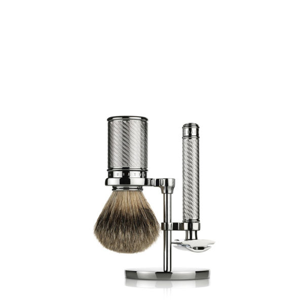 Old school shave kit Valentine's Day gift idea | PlusSizeLife.co.uk